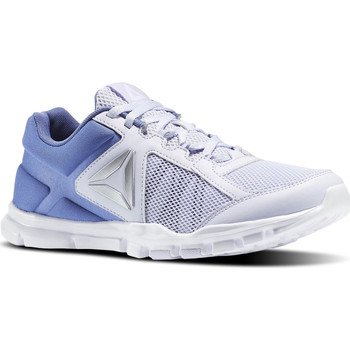 Chaussures Femme Fitness / Training Reebok Sport Yourflex Trainette 9.0 MT Blanc / Violet