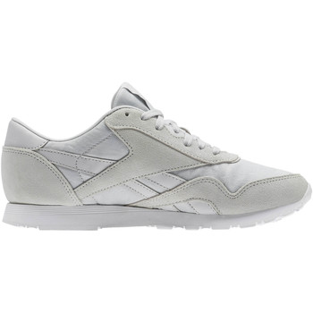 Chaussures Femme Baskets basses Reebok Classic Classic Nylon Gris / Blanc