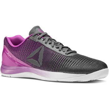 Chaussures Femme Fitness / Training Reebok Sport CrossFit Nano 7 Weave Gris / Blanc