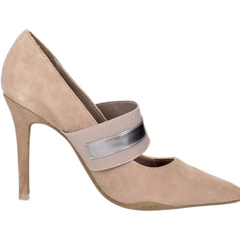 Chaussures Femme Escarpins Fornarina PIFEW9589WVAD600 Marron Taupe