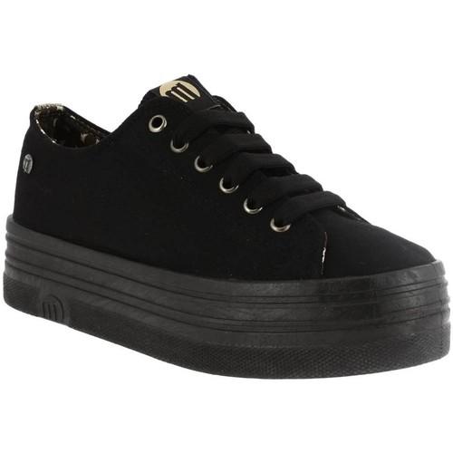 Chaussures Femme Baskets basses MTNG 69292 noir
