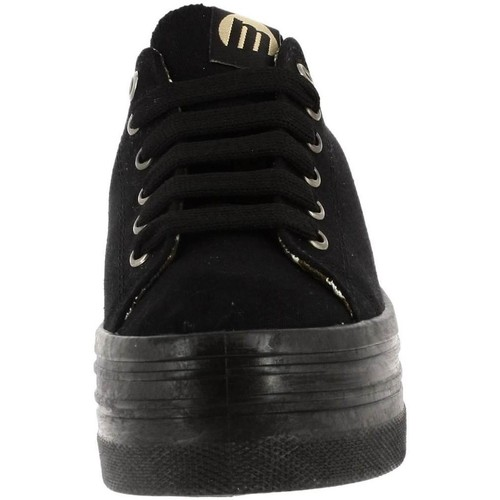 Noir Basses 69292 Femme Mtng Baskets gIYfmb7yv6
