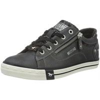 Chaussures Femme Baskets basses Mustang 1146-301 gris