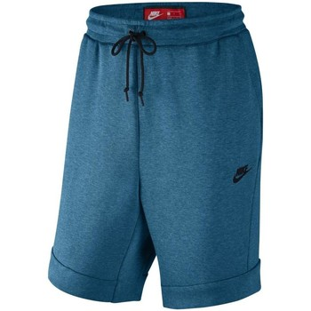 Vêtements Homme Shorts / Bermudas Nike BERMUDA  SPORTSWEAR TECH FLEECE Bleu