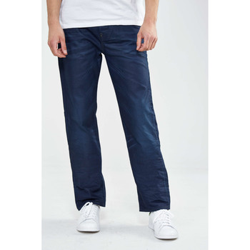 Vêtements Homme Jeans droit G-Star Raw Jeans  Defend Loose Regular Bleu Homme Bleu