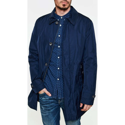 Vêtements Homme Parkas Ben Sherman Trench  New Mac Memory Marine Homme Marine