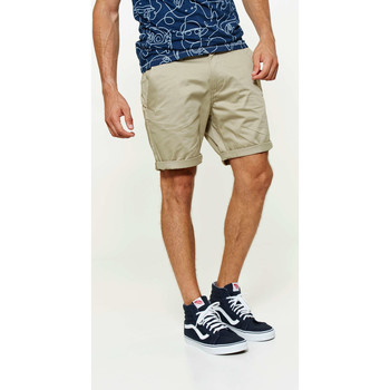 Vêtements Homme Shorts / Bermudas G-Star Raw Short G Star Bronson Chino Tapered Sable Homme Camel