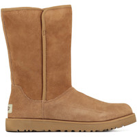 Chaussures Femme Boots UGG Boots Slim Fourrees Michelle Camel Femme Camel