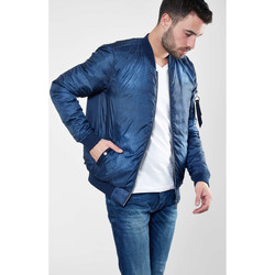 Vêtements Femme Blousons Jott Just Over The Top Bombers  Steve Marine Homme Marine