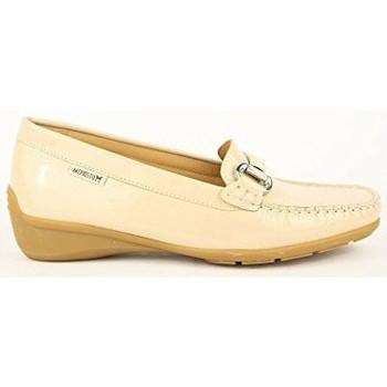 Chaussures Femme Mocassins Mephisto Mocassins NATALA Beige