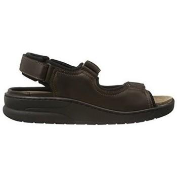 Chaussures Homme Sandales et Nu-pieds Mephisto Sandale VALDEN Noir Marron