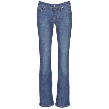 Vêtements Femme Jeans bootcut Yurban HEKIKKOU BOOTCUT Bleu medium