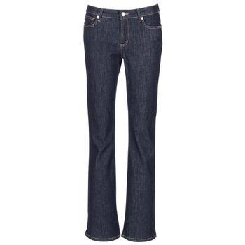 Vêtements Femme Jeans bootcut Yurban HEKIKOU BOOTCUT Bleu