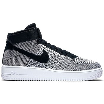 Chaussures Homme Baskets montantes Nike Air Force One Ultra Flicker Noir