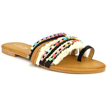 Chaussures Femme Tongs Cendriyon Tongs Multicolore Chaussures Femme, Multicolore