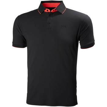 Vêtements Homme Polos manches courtes Helly Hansen HP racing polo ebony