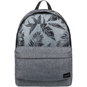 Sacs Homme Sacs à dos Quiksilver Shd Everyday Edition Grey Stampe Floral