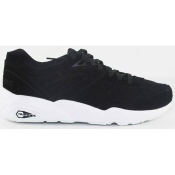 Chaussures Homme Baskets basses Puma Baskets  R698 Soft Noir Trinomic Noir
