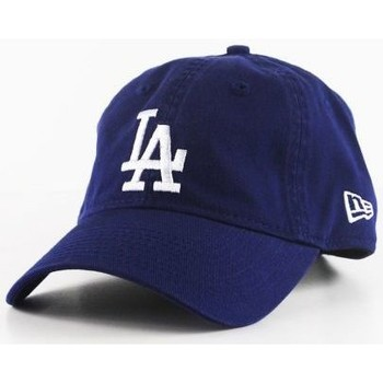 Accessoires textile Casquettes New Era Casquette Incurvée New Era Los Angeles Dodgers Unstructured 9For Bleu