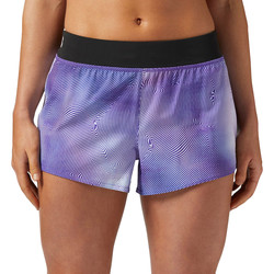 Vêtements Femme Shorts / Bermudas Reebok Sport Short 7,6 cm - motif Techspiration Blue