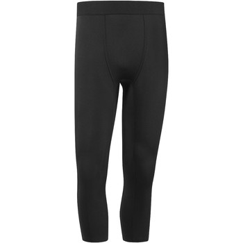 Vêtements Homme Leggings Reebok Sport Collant de compression 3/4 Noir