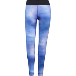 Vêtements Femme Leggings Reebok Sport Legging Techspiration Blue