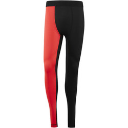 Vêtements Homme Leggings Reebok Sport Collant de compression Red