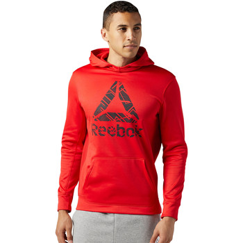 Vêtements Homme Sweats Reebok Sport Sweat à capuche molletonné Workout Ready Red
