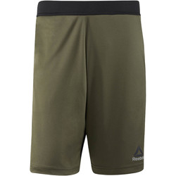 Vêtements Homme Shorts / Bermudas Reebok Sport Short maille SpeedWick Green