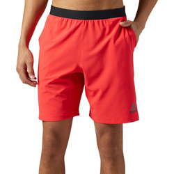 Vêtements Homme Shorts / Bermudas Reebok Sport Short SpeedWick Speed Red