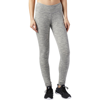 Vêtements Femme Leggings Reebok Sport Legging Elements Marble Gris