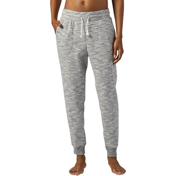 Vêtements Femme Pantalons de survêtement Reebok Sport Pantalon de jogging Elements Marble Gris