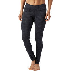 Vêtements Femme Leggings Reebok Sport Legging Elements Marble Noir