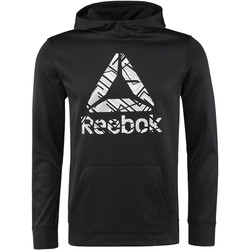 Vêtements Homme Sweats Reebok Sport Sweat à capuche molletonné Workout Ready Noir