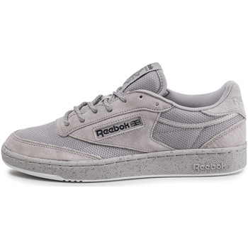 Reebok Sport Royal Comple Blackalloyburnt AM Noir-Gris - Chaussures Basket montante Homme