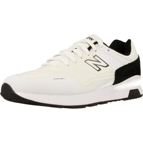 New Balance MD1500 FW Blanc - Chaussures Baskets basses Homme