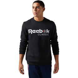 Vêtements Homme Sweats Reebok Classic Sweat col rond  Iconic Noir