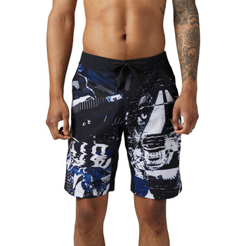 Vêtements Homme Shorts / Bermudas Reebok Sport Epic Lightweight Short Noir