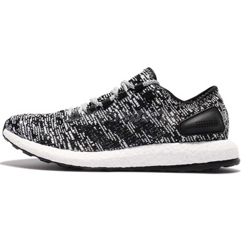Chaussures Femme Baskets basses adidas Originals Basket  PureBOOST NOIR