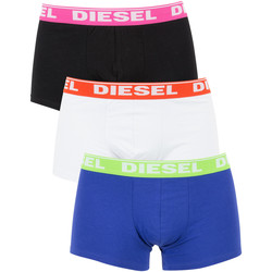Vêtements Homme Boxers / Caleçons Diesel Homme 3 Pack Fresh & Bright Shawn Trunks, Multicolore multicolore
