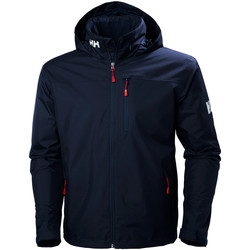 Vêtements Homme Coupes vent Helly Hansen Crew Hooded Midlayer Jacket navy
