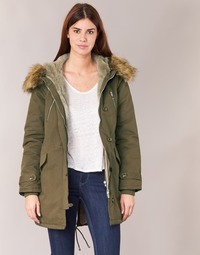 Vêtements Femme Parkas Betty London HARI Kaki