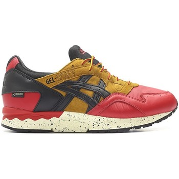 Chaussures Homme Baskets basses Asics Gel Lyte C G TX Rouge