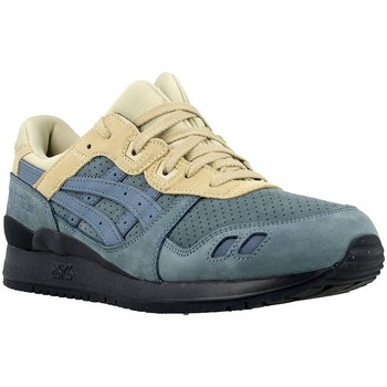 Chaussures Homme Baskets basses Asics Gel Lyte III Blanc