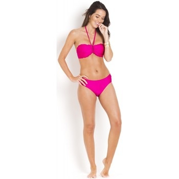 Vêtements Femme Maillots de bain séparables Seafolly Bas de Bikini Retro  Rose Tahiti Rose