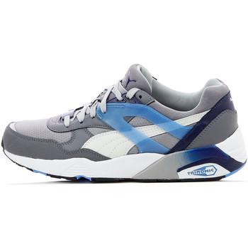 Chaussures Homme Baskets basses Puma Trinomic R698 - 359125-02 Gris
