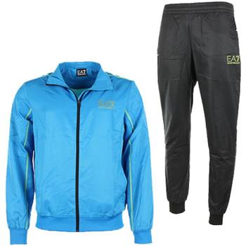 Vêtements Homme Ensembles de survêtement Emporio Armani EA7 Ensemble de survêtement  (Bleu) Bleu