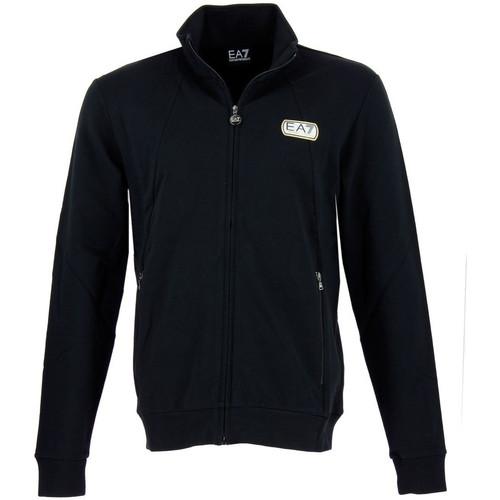 Vêtements Homme Sweats Emporio Armani EA7 Sweat  (Noir) Noir