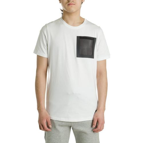 Vêtements Homme T-shirts manches courtes Nike Tee-shirt  Tech Hypermesh Pocket - 776675-100 Blanc