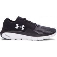 Chaussures Femme Baskets basses Under Armour Basket  SpeedForm Fortis 2 -1273954-001 Noir